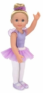 Melissa & Doug 4886 Alexa Ballerina Doll - click to enlarge