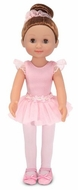 Melissa & Doug 4887 Victoria Ballerina Doll - click to enlarge