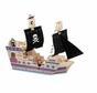 Melissa & Doug Deluxe Pirate Ship Play Set