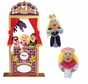 Melissa & Doug Deluxe Puppet Theater Bundle with Cowgirl and Princess Puppets