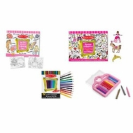 Melissa & Doug Little Artist Collection (Pink) - click to enlarge