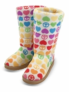 Melissa&Doug MAD7208 Hope Boot Slippers (M) - click to enlarge