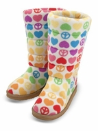 Melissa&Doug MAD7213 Hope Boot Slippers (XL) - click to enlarge