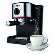 Melitta 40791 Espresso Maker - click to enlarge