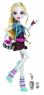 Monster High Ghouls Night Out Lagoona Blue Doll - click to enlarge