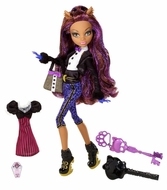 Monster High Sweet 1600 Clawdeen Wolf Doll - click to enlarge