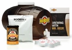 Mr.Beer 20290 Home Brewing System Deluxe Beer Kit - click to enlarge
