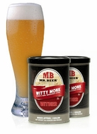 Mr.Beer 60043 Witty Monk Witbier Premium Brew Pack - click to enlarge