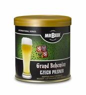Mr Beer MRB60962 Czech Pilsner International Series Brew Pack Refill - click to enlarge