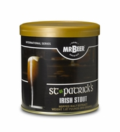 Mr Beer MRB60965 St Patricks Irish Stout International Series Brew Pack Refill - click to enlarge