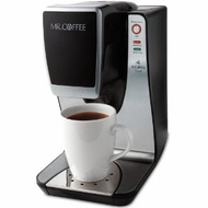 Mr. Coffee BVMC-KG1 Single Serve Brewing System, Silver - click to enlarge
