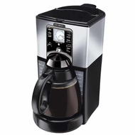 Mr. Coffee FTX45 12 Cup Programmable Coffeeemaker - click to enlarge