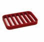 Norpro Red Silicone 9 x 6 Inch Roast Rack