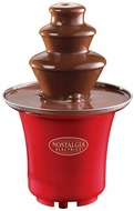 Nostalgia Electrics CFF300 Mini Chocolate Fountain - click to enlarge