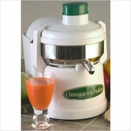Omega 4000 Stainless Steel  Continuous Pulp Ejection Juicer - click to enlarge