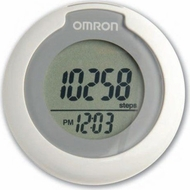 Omron HJ-150 Hip Pedometer - click to enlarge