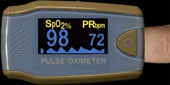 Oximeter Plus C-5 Child Oximeter - click to enlarge
