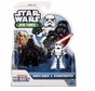 Playskool Heroes, Star Wars, Jedi Force Figures, Darth Vader and Stormtrooper