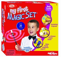 Poof Slinky First Magic Set - click to enlarge