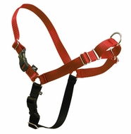 Premier ECO Easy Walk Dog Harness and Leash Large Sedona Red - click to enlarge