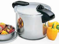 Pressure Cookers and Canners