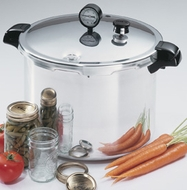 Presto 01781 23 Quart Aluminum Canner - click to enlarge