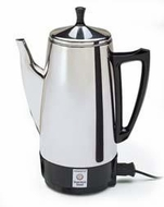 Presto 02811 12-cup Stainless Steel Coffeemaker - click to enlarge