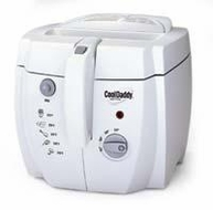 Presto 05443 CoolDaddy Cool Touch Electric Deep Fryer - click to enlarge