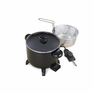 Presto 06000 Kitchen Kettle 6 Quart Electric Multi-Cooker - click to enlarge