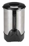 Pro Series 100 Cup Urn Stainless Steel Double Walled - click to enlarge