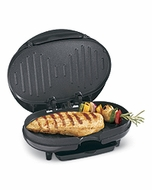 Proctor Silex 25218 Compact Grill - click to enlarge