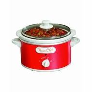Proctor Silex 33111Y  1.5 Quart Slow Cookers, Red - click to enlarge