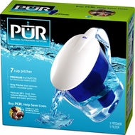 Pur CR-6000 Water Filtration Pitcher - click to enlarge