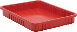 Quantum Storage DG93030RD Dividable Grid Container Red - click to enlarge