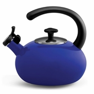 Rachael Ray Teakettles 2-Quart Porcelain Curve Kettle - click to enlarge
