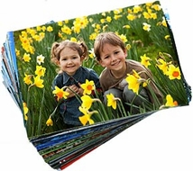 Ritz Photo Inkjet Paper 4x6- 6 pack includes 3pc Professional Satin (10 Mil-260 g/m) and 3pc Archival Glossy (9 Mil-230 g/m) - click to enlarge