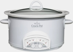 Rival 38501W 5 Quart SmartPot Slow Cooker - click to enlarge