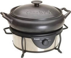 Rival SC7500 5 Quart VersaWare Slow Cooker - click to enlarge