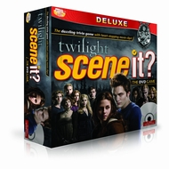 Scene It? 35900 Twilight Deluxe Edition