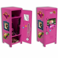 Schylling Girl Talk Locker - click to enlarge