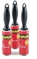 Scotch 3M 30-Sheet Mini Lint Rollers, Pack of 3