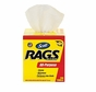 Scott Paper 75260 10-by-13-Inch Rags-in-a-Box