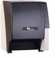 Stefco Bump Bar Roll Paper Towel Dispenser - Smoke Black Model 92005