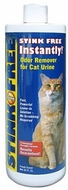 STINK FREE Instantly! Urine Odor Remover for Pet Urine 32 Oz Bottle - click to enlarge