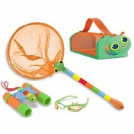 Sunny Patch Bug Catching Kit by Melissa and Doug : Bug House, Bug Net, Binoculars - click to enlarge