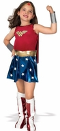 Super DC Heroes Wonder Woman Costume Child Small - click to enlarge