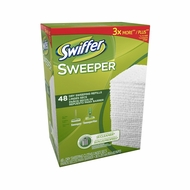 Swiffer Sweeper Dry Sweeping Cloth Refills 48 Count - click to enlarge