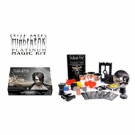 The Criss Angel Mindfreak Platinum Magic Kit - click to enlarge