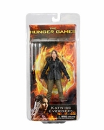 "The Hunger Games Katniss Everdeen 7"" Action Figure - click to enlarge"