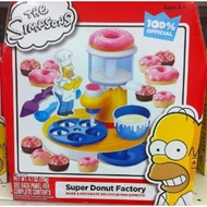 The Simpsons Super Donut Factory - click to enlarge